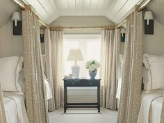 This will be the bedroom in my vintage trailer when I get one :)