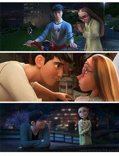 This is love, Tadahoney