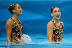 Their qualification means they're the first British duo to compete in a final since 1992
