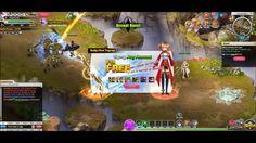 Sao's Legend browser game first look gameplay español