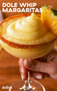 Margaritas Dole Whip Margaritas are the happiest drink on EARTH. Get the recipe at .Dole Whip Margaritas are the happiest drink on EARTH. Get the recipe at . Refreshing Drinks, Summer Drinks, Fun Drinks, Mixed Drinks, Beverages, Mango Drinks, Nuss Nougat Creme, Liquor Drinks, Alcoholic Drinks