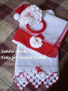 Papai Noel - Croche