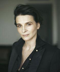 Juliette Binoche http://www.nomad-chic.com
