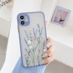 Flower Leaf Case - Style 2 / iPhone 11 Pro Max