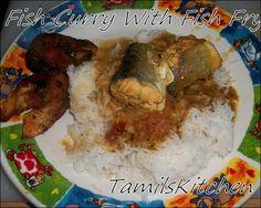 Traditional Style Fish Curry for Ajiz (TamilsKitchen: Meen Kulambu / Fish Curry)