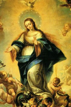 Inmaculada Concepción de María  http://oracionescatolicasymas.blogspot.mx/2013/12/inmaculada-concepcion-de-maria.html