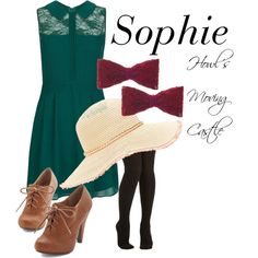 Sophie by allgoodchains on Polyvore