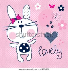 Stock Images similar to ID 281296151 - cute vector illustration for...