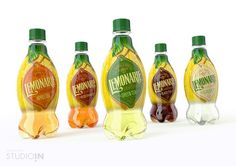 Lemonarie on Packaging of the World - Creative Package Design Gallery