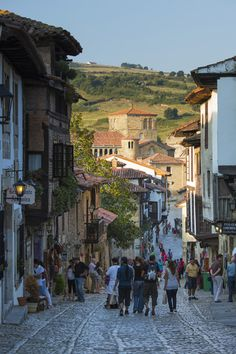 We ate the best stew here and arroz con leche. Beautiful Places To Visit, Oh The Places You'll Go, Santander Spain, Eco City, Basque Country, Spain And Portugal, Family Adventure, Travel Memories, Spain Travel
