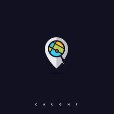 Designs | Help us capture the world! Caught let's people create their own location based apps to play & inform | Logo & business card contest