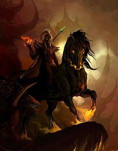 Blood Elf Warlock More