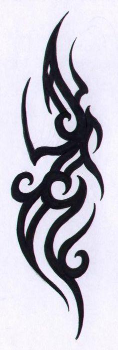Tribal 8 by vikingtattoo on deviantART