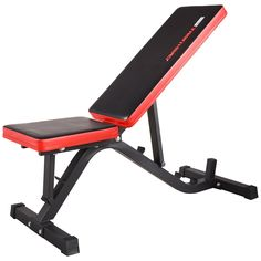 TrainHard banc de musculation banc plat variable négatif/banc