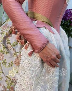 haute couture fashion Archives - Best Fashion Tips Dress Neck Designs, Sleeve Designs, Historical Costume, Historical Clothing, Frock Fashion, Fashion Outfits, Kurti Sleeves Design, 18th Century Costume, Pakistani Bridal Dresses