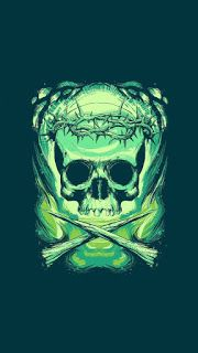 خلفيات ايفون خلفيات هواوي 2021 I Iphone Wallpapers Skull Art Cool Wallpaper Art