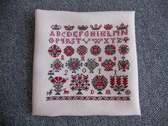 Vierlande Bertie - Needleprint