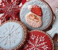 Group Meals, Polymer Clay Crafts, Christmas Is Coming, Biscotti Stella, Cookie Bars, Cake Pops, Food Art, Christmas Cookies, Christmas Recipes