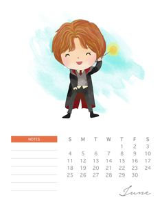 Do your kids love Harry Potter? This adorable watercolor cartoon Harry Potter calendar has all of your favorite characters! Harry Potter Diy, Hery Potter, Theme Harry Potter, Harry Potter Christmas, Harry Potter Facts, Harry Potter Quotes, Harry Potter Calendar, Harry Potter Planner, Harry Potter Printables
