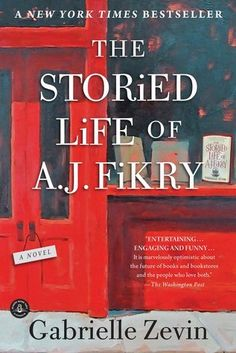 The Storied Life of A.J. Fikry.  A thoroughly enjoyable read. I would love to live above a bookstore!
