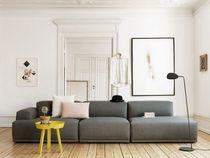 design aluminium floor lamp LEAF LAMP Muuto