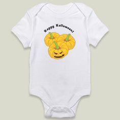 Fun Indie Art from BoomBoomPrints.com! http://www.boomboomprints.com/Product/Insight/Halloween_pumpkins/Onesies/0-3M_Cloud_White_Onesie/