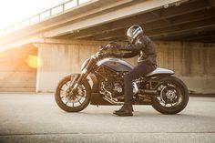 Ducati Diavel by Roland Design