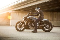 Ducati Diavel by Roland Design