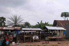 Liberia, West Africa Market