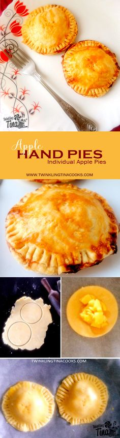 This Easy Apple Hand Pie Recipe is the quickest way to enjoy a damn good individual no-nonsense apple pie. Made with home-made pastry crust this Apple Hand Pie is gorgeous, quick and easy.  Filling Red Apple / Cooking Apple - 1, peeled and chopped Sugar - ½ cup Cinnamon powder - ½ teaspoon #desserts #dessertrecipe #applepie #miniapplepie #handpie