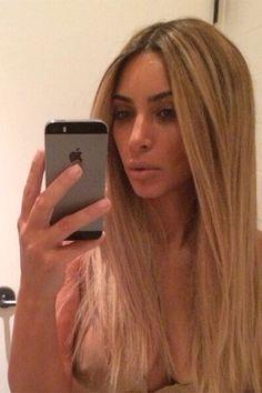 Kim Kardashian's 34 Best Selfies of All Time