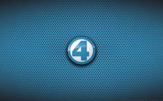 Wallpaper - Fantastic Four Classic Comix Logo by Kalangozilla on DeviantArt Fantastic Four Logo, Fantastic Four Marvel, Marvel Vs, Marvel Heroes, Marvel Comics, Marvel And Dc Characters, Marvel Comic Books, More Wallpaper, Marvel Entertainment