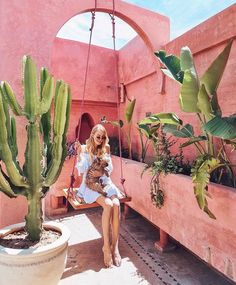 17 of Morocco's Most Beautifully Styled Spots | Riad Jardin Secret | Photo: ohhcouture