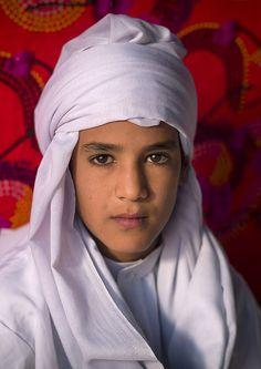 Gadamis boy - Libya - Photo by Eric Lafforgue.