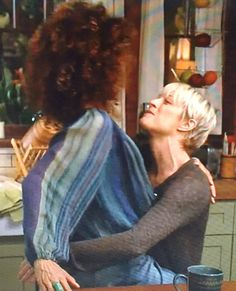 Stef & Lena are so sexy. Foster Cast, Adam Foster, Foster Family, Teri Polo, Arm Muscles, Same Love, Sex And Love, Movies And Tv Shows, Cute Couples