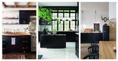 Przegląd najlepszych pomysłów na urządzenie czarnej kuchni #CZARNA KUCHNIA #CZARNA #KUCHNIA #POMYSŁY #INSPIRACJE
