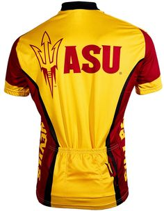 College Cycling Jerseys - Arizona State Sun Devils Cycling Jersey 415a40f50