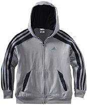 adidas Boys 8-20 Youth Full Force Hoodie