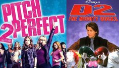 According to the new 'Pitch Perfect trailer, the movie is basically a rip-off of another popular sequel that was originally released over 20 years ago. Pitch Perfect 2, Movie Trailers, 20 Years, Popular, Movies, Fictional Characters, Films, Popular Pins, Cinema