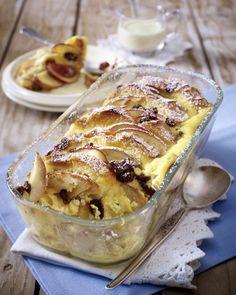 Unser beliebtes Rezept für Apfel-Brot-Auflauf (Ofenschlupfer) und mehr als 55.000 weitere kostenlose Rezepte auf LECKER.de.