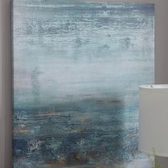 Found it at Wayfair - 'Abstract Spa' Gallery Graphic Art on Wrapped Canvas