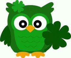Shamrock owl