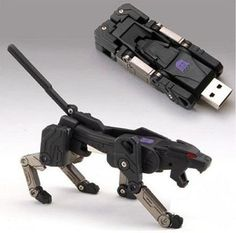 A transforming USB drive...I want one!