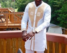 African clothingMen dashikiMen giftwedding by SJWonderBoutique