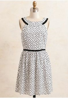 Apple Farm Printed Dress