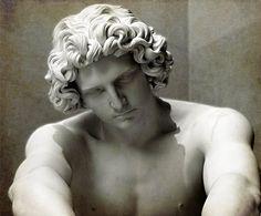 Jean-Joseph Perraud was a French academic sculptor. Ancient Greek Sculpture, Greek Statues, Ancient Art, Roman Sculpture, Stone Sculpture, Clay Sculptures, Tachisme, Greek Art, Classical Art