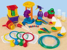 Lakeshore Water Play Kit at Lakeshore Learning