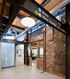 Turnstyle office by Graham Baba Architects, Ballard – Seattle » Retail Design Blog