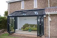 Image result for lean to style conservatory