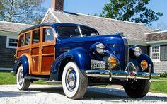 1939 Pontiac Woodie! Plus 100s of Classic Cars   http://www.pinterest.com/njestates/cars/    Thanks to  http://www.njestates.net/real-estate/nj/listings